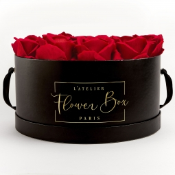 Luxe black box rouge passion