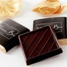 Chocolats noir 70% éclats...