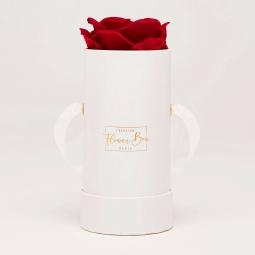 Solo white box rouge passion