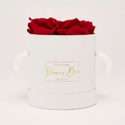 Little white box rouge passion