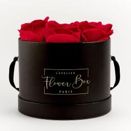 Medium black box rouge passion